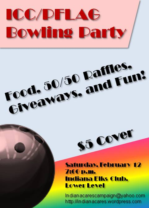 Bowling Party 2011