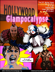 Hollywood Glampocalypse Poster